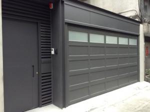 Dimensiones de puertas de garaje