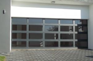 Precios de puertas de garaje de aluminio