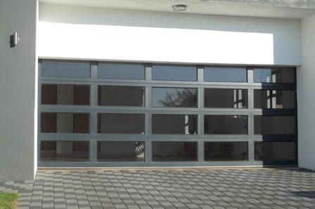 Precios de puertas de garaje de aluminio puertas de - Puertas de garaje precios ...
