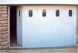 Reparación de puertas de garaje en Toledo