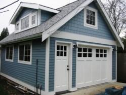 Puertas de garaje y entrada