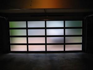 Futuro en las puertas de garaje
