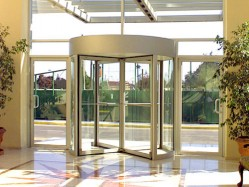Garantias en puertas giratorias en Madrid