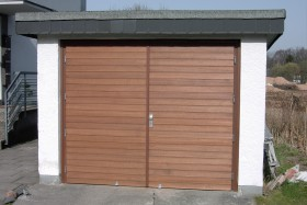 Instalacion de portones de garaje en Madrid