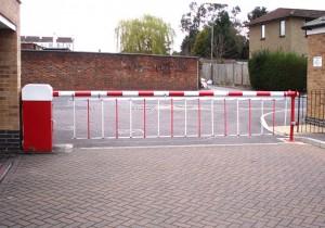 Precios de barrera parking