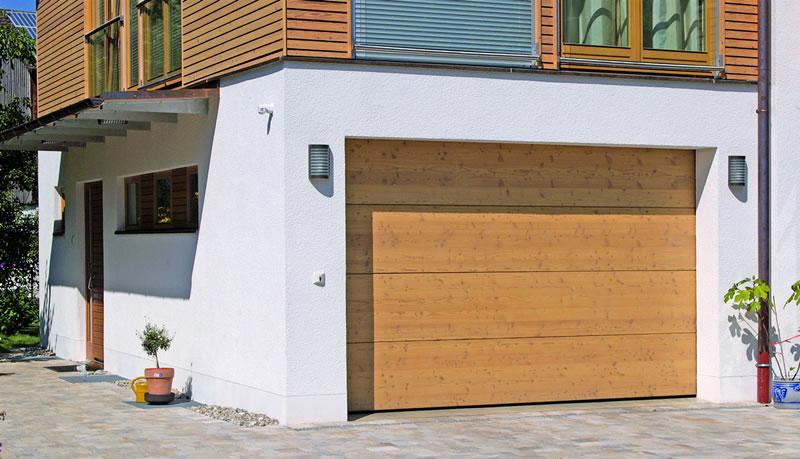 Portones de garaje con sistemas automatizados puertas de garaje en madrid - Portones para garaje ...