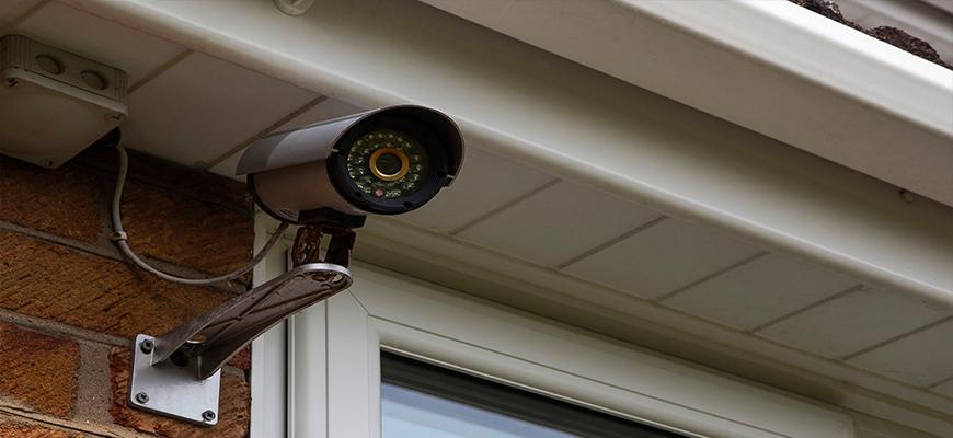 Controles de acceso en el hogar