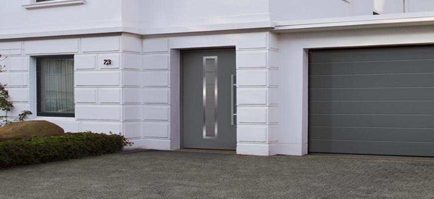 Puertas de entrada Top-Confort