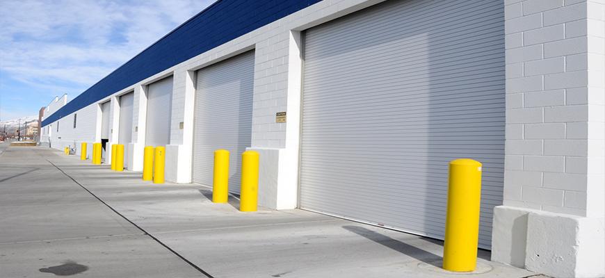 puertas enrollables para naves industriales