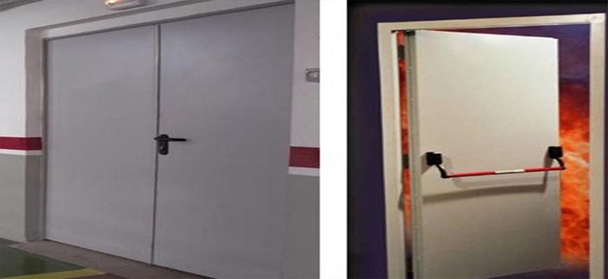 puertas ignifugas