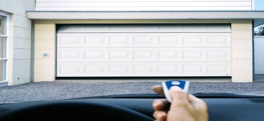 reparacion de puertas automaticas de garaje seccionales