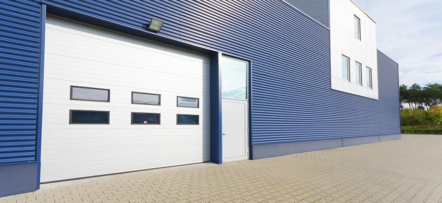 Instalaciones de puertas industriales en Madrid