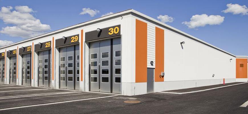 Nuevas puertas industriales de 67mm de grosor