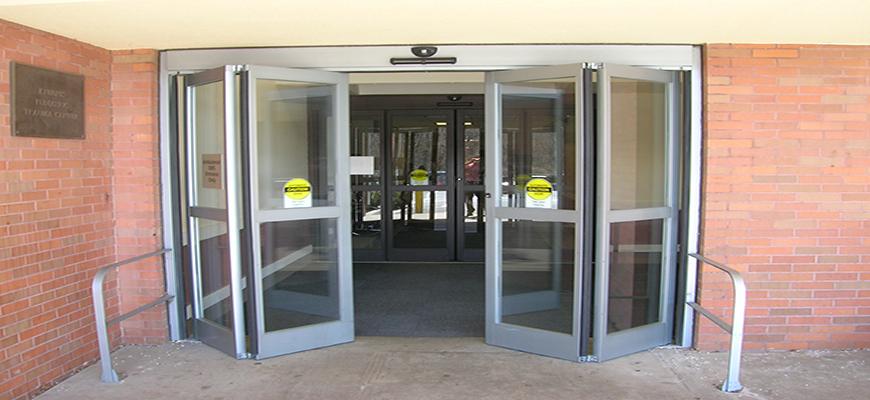 Puertas automáticas homologadas para negocios