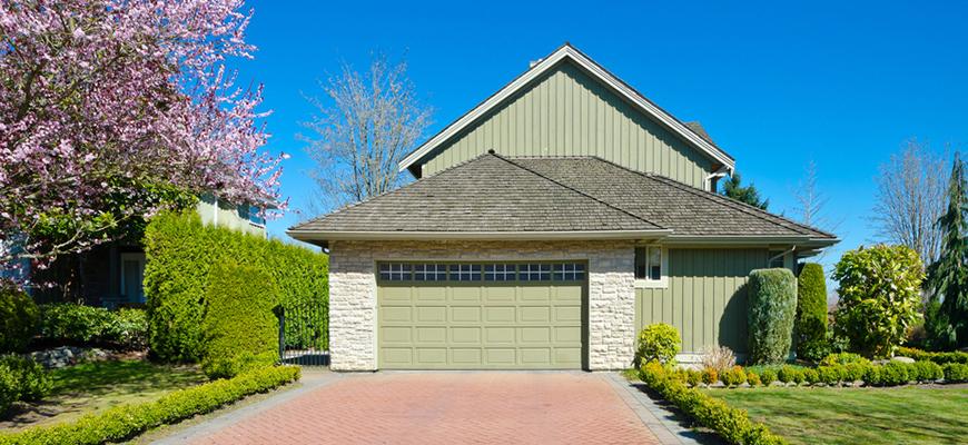 Puertas de garaje más baratas