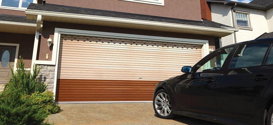 Puertas de garaje seguras