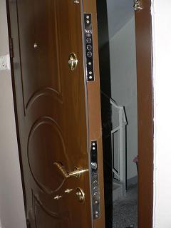 Reparación de puertas acorazadas en Madrid