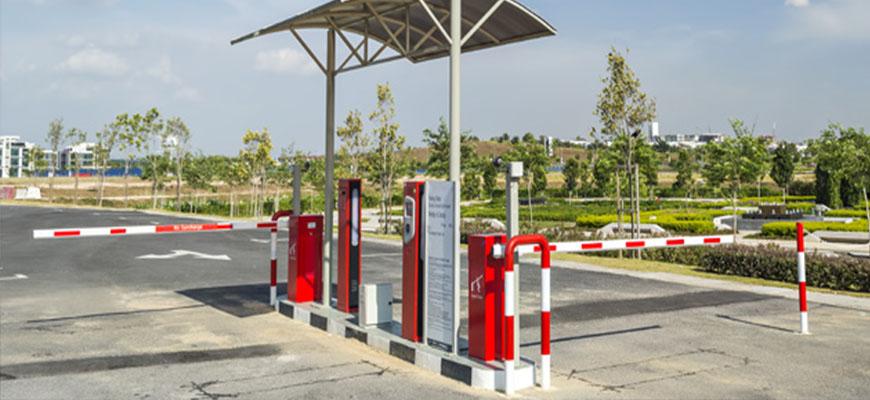 Servicios de barreras automáticas