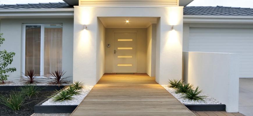 Venta de puertas modernas