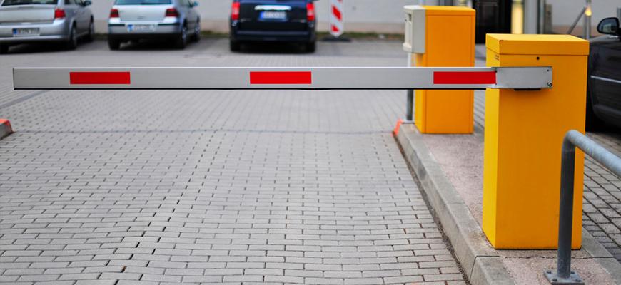 Barreras de parking de gran calidad en Madrid